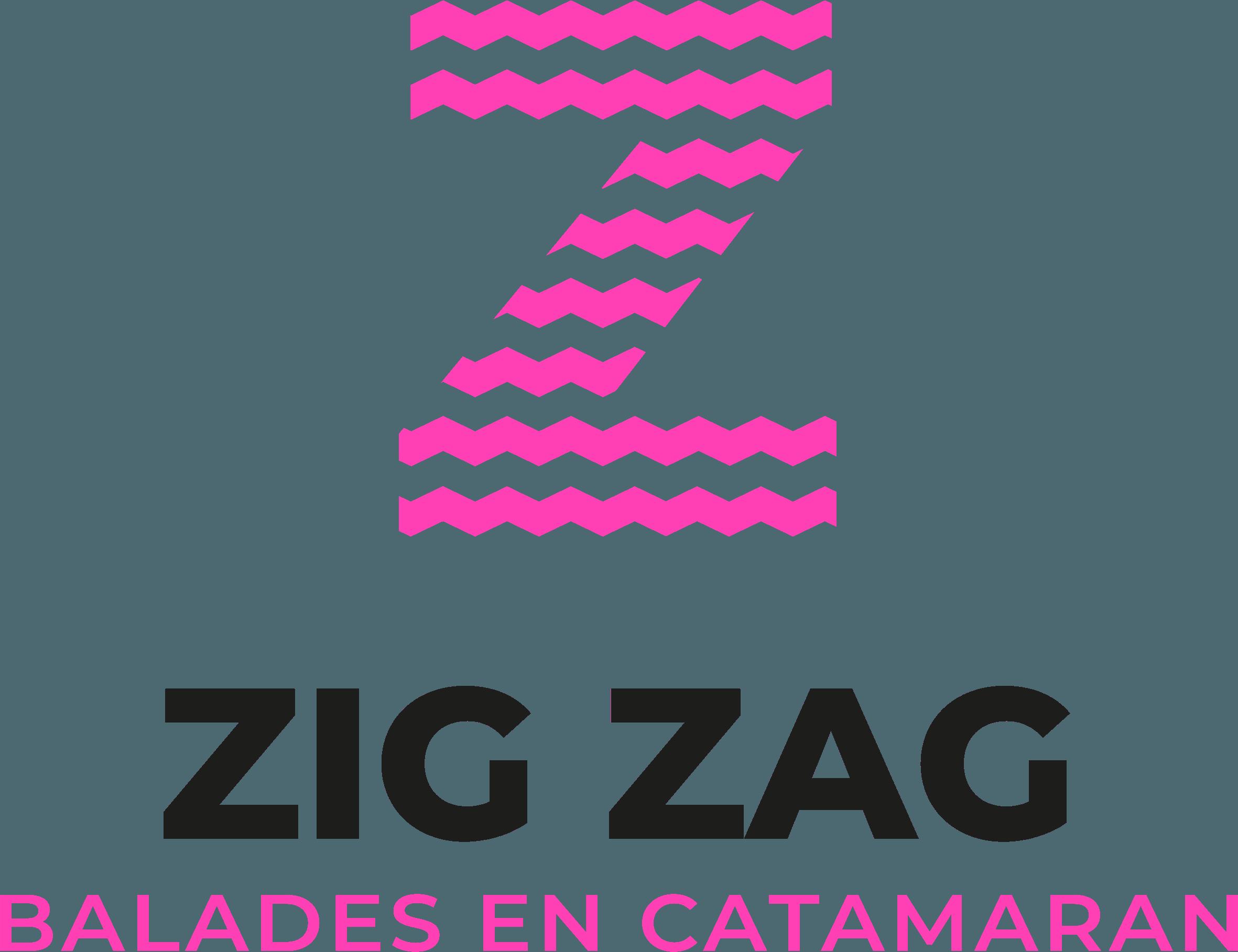 Zigzag catamaran - logo zigzag catamaran - 03